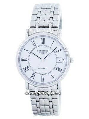 Longines Presence Automatic Power Reserve L4.821.4.11.6 Men's Watch