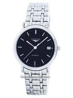 Longines Presence Automatic L4.821.4.52.6 Men's Watch