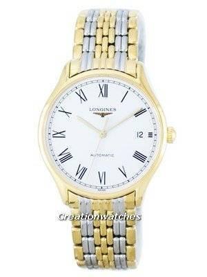 Longines La Grande Classique Presence Automatic L4.860.2.12.7 Women's Watch