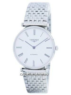 Longines La Grande Classique De Automatic Power Reserve L4.908.4.11.6 Men's Watch