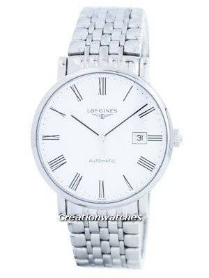 Longines Elegant Automatic Power Reserve L4.910.4.11.6 Men's Watch