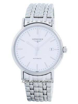 Longines Presence La Grande Classique De Automatic Power Reserve L4.921.4.12.6 Men's Watch
