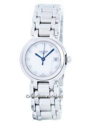 Longines PrimaLuna Quartz Diamond Accent L8.110.4.87.6 Women's Watch