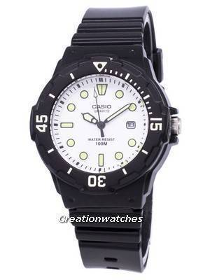 Casio Enticer Analog White Dial LRW-200H-7E1VDF LRW-200H-7E1V Women's Watch