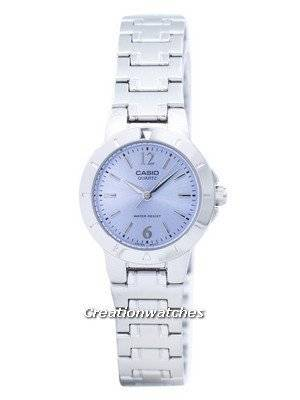 Casio Quartz Analog LTP-1177A-2ADF LTP-1177A-2A Women's Watch