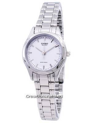 Casio Analog Quartz White Dial LTP-1275D-7ADF LTP-1275D-7A Women's Watch