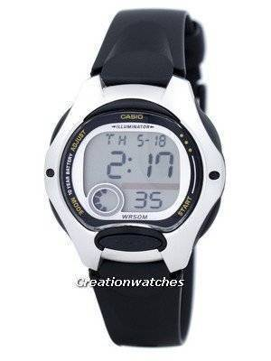 Casio Digital Sports Illuminator LW-200-1AVDF Women's Watch