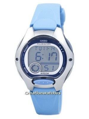 Casio Digital Sports Illuminator LW-200-2BVDF Women's Watch