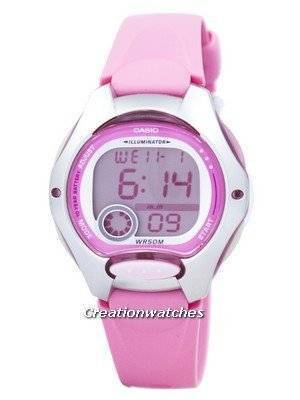 Casio Digital Sports Illuminator LW-200-4BVDF Women's Watch