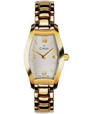 Cimier Latifa Watch - Gold Bracelet