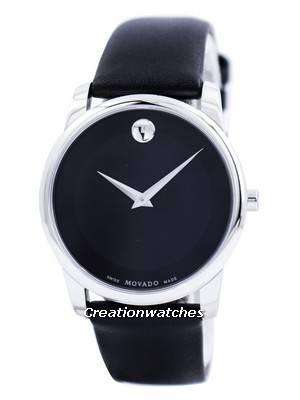 Movado Museum Classic Swiss Made Quartz 0606502 Men's Watch