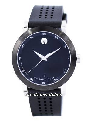 Movado Museum Sport Swiss Made Quartz 0606507 Men's Watch