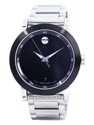 Movado Museum Sport Swiss Made Quartz 0606604 Men's Watch