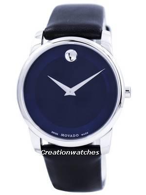 Movado Museum Classic Swiss Made Quartz 0606610 Men's Watch