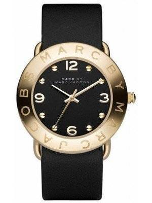 Marc By Marc Jacobs Amy Black Dial MBM1154 Ladies Watch