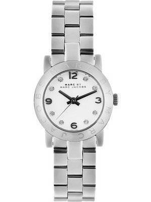 Marc By Marc Jacobs Mini Amy White Dial MBM3055 Women's Watch