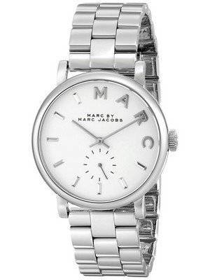 Marc By Marc Jacobs Baker White Dial MBM3242 Women's Watch