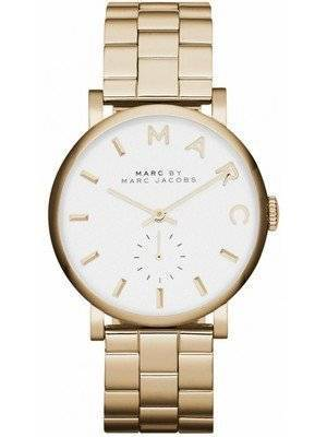 Marc By Marc Jacobs Baker White Dial MBM3243 Women's Watch
