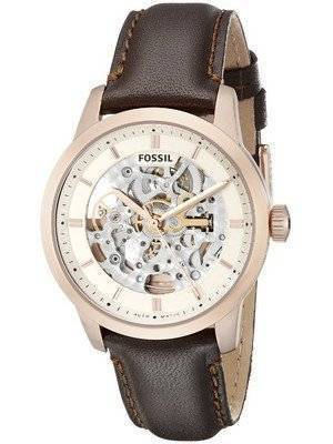 Fossil Townsman Automatic Skeleton Dial ME3078 Men's Watch