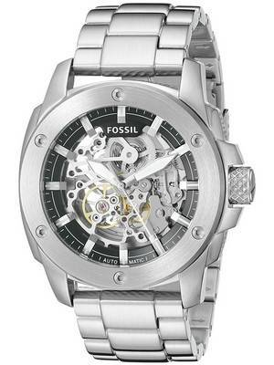 Fossil Modern Machine Automatic Skeleton ME3081 Men's Watch