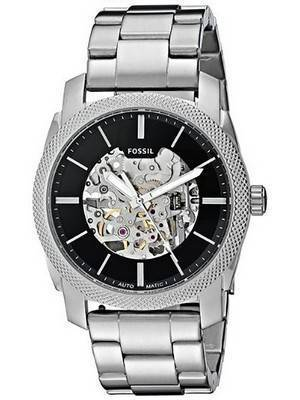 Fossil Machine Automatic Skeleton ME3114 Men's Watch