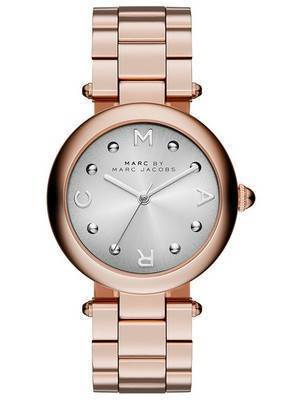 Marc by Marc Jacobs Dotty Quartz Rose Gold Tone MJ3449 Women's Watch