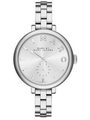 Marc by Marc Jacobs Quartz Silver Dial MJ9722 Women's Watch