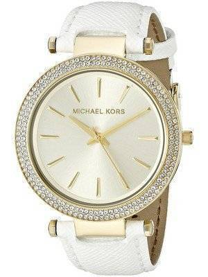 Michael Kors Darci Champagne Dial MK2391 Womens Watch