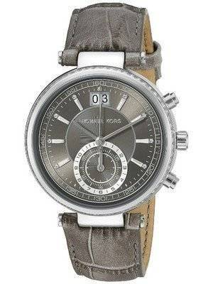 Michael Kors Sawyer Grey Dial MK2432 Women's Watch