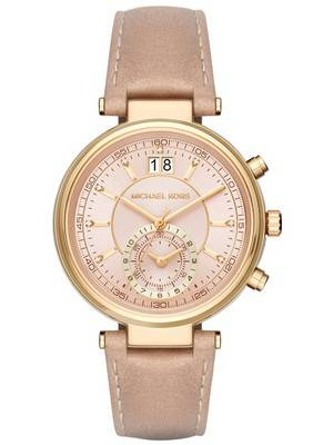 Michael Kors Sawyer Chronograph Crystal Quartz MK2529 Women's Watch