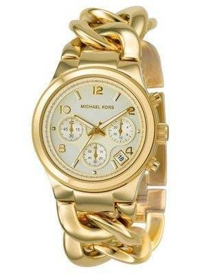 Michael Kors Runway Twist Chronograph MK3131 Women's Watch