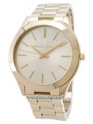 Michael Kors Runway Champagne Dial MK3179 Women's Watch