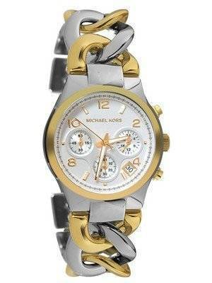 Michael Kors Twist Chain Chronograph MK3199 Women's Watch