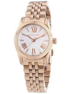Michael Kors Lexington Rose Gold MK3230 Women's Watch