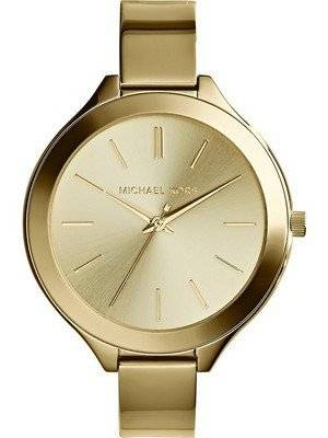 Michael Kors Runway Gold-Tone Dial MK3275 Women's Watch