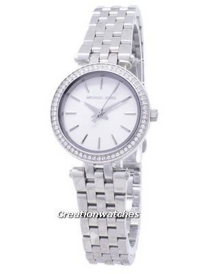 Michael Kors Petite Darci Stainless Steel Crystals MK3294 Women's Watch
