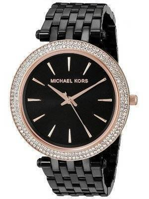 Michael Kors Darci Black Dial MK3407 Women's Watch