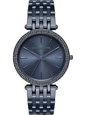 Michael Kors Darci Blue Sunray Dial MK3417 Women's Watch