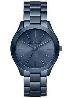Michael Kors Slim Runway Blue Dial MK3419 Women's Watch