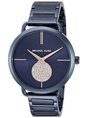Michael Kors Portia Crystal Accent Quartz MK3680 Women's Watch