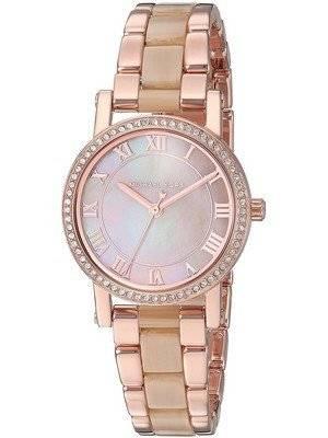 Michael Kors Petite Norie Quartz Diamond Accent MK3700 Women's Watch