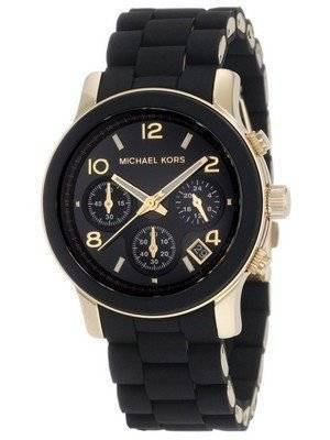 Michael Kors Chronograph Black Catwalk MK5191 Women's Watch