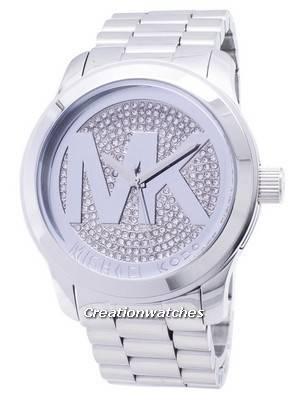 Michael Kors Runway Crystal Pave MK5544 Women's Watch