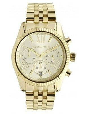 Michael Kors Lexington Chronograph MK5556 Women's Watch