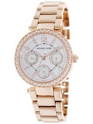 Michael Kors Parker Crystal Bezel MK5616 Women's Watch