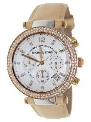 Michael Kors Parker Chronograph Crystals MK5633 Women's Watch