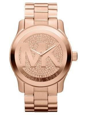 Michael Kors Runway Rose Gold-plated MK5661 Women's Watch