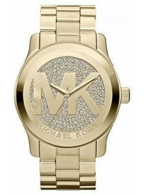 Michael Kors Runway Crystal Pave Dial MK5706 Women's Watch