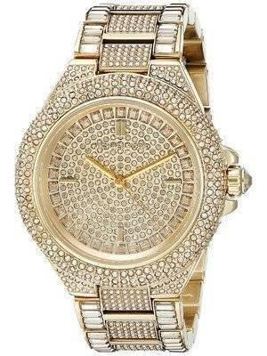 Michael Kors Camille Swarovski Crystal Encrusted MK5720 Women's Watch