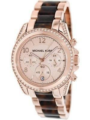 Michael Kors Blair Chronograph Crystals MK5859 Women's Watch